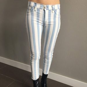 Hudson Stripes jeans